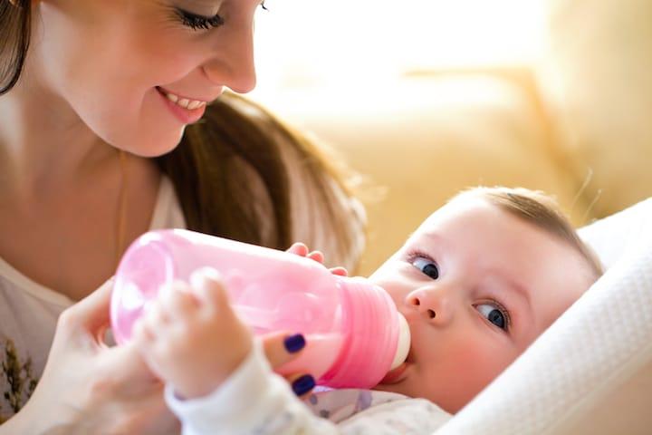 Mutter Kind Mutterschutz | © panthermedia.net /yanlev