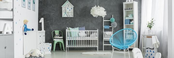 Babyzimmer Farbe | © panthermedia.net /Katarzyna Bia asiewicz