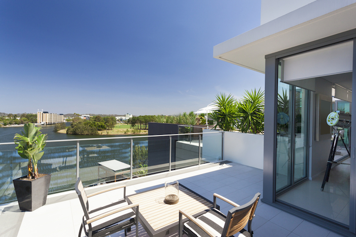 Sitzgruppe Balkon | © panthermedia.net /epstock